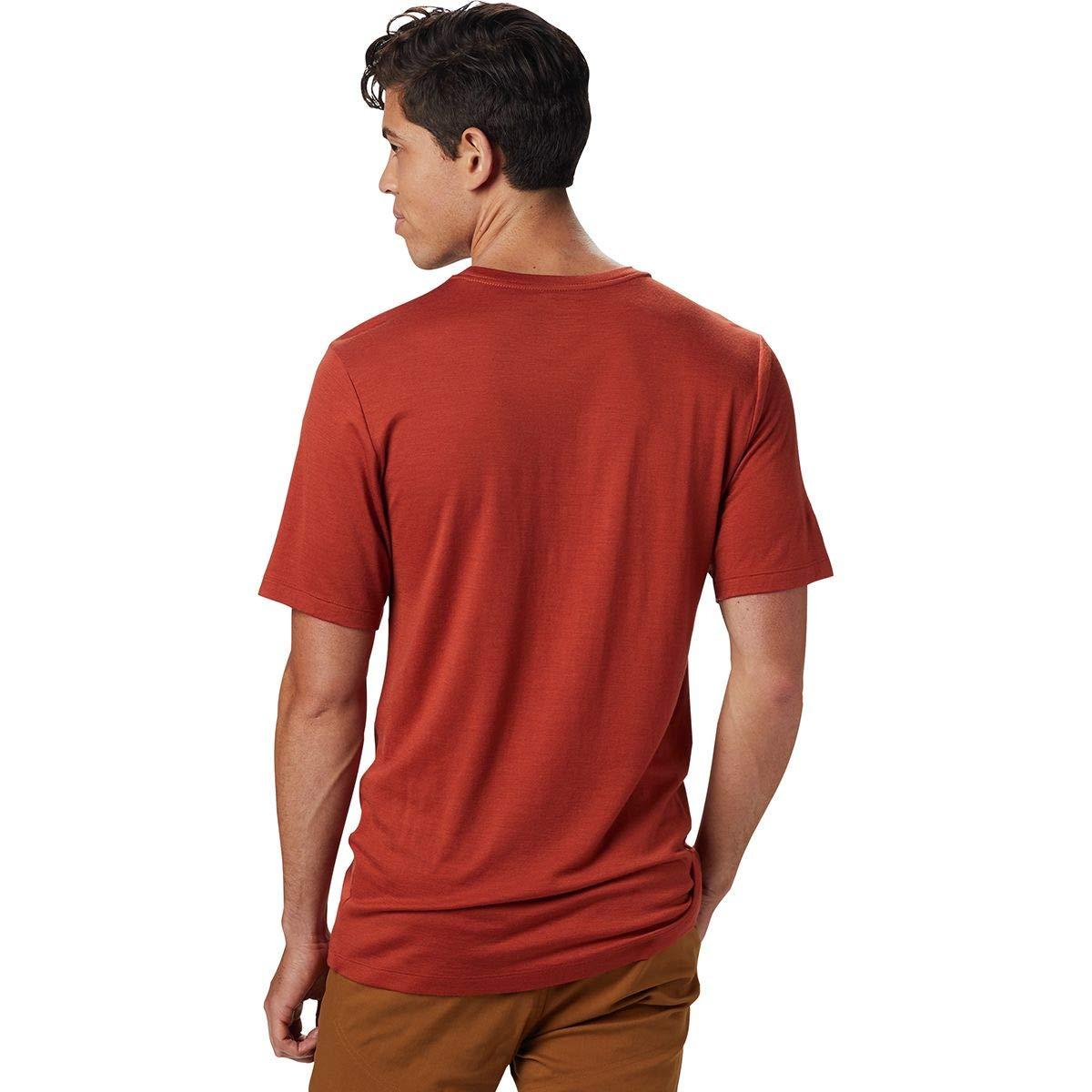 6ffcaba6 Mountain Hardwear Men's Diamond Peak¿ Short Sleeve Tee at Amazon Men's  Clothing store: