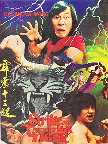 strike of the thunderkick tiger watch online now with