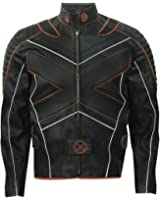 X-Men The Last Stand Wolverine Costume Synthetic Leather Jacket