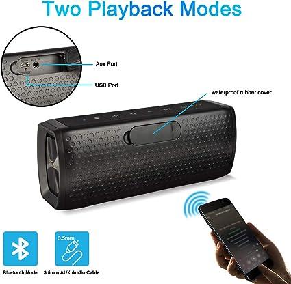 tel/éfono m/óvil Compatible con MP3 MP4 Altavoz est/éreo peque/ño de 3,5 mm Vipxyc Mini Altavoz Reproductor de CD Altavoz port/átil con Cable