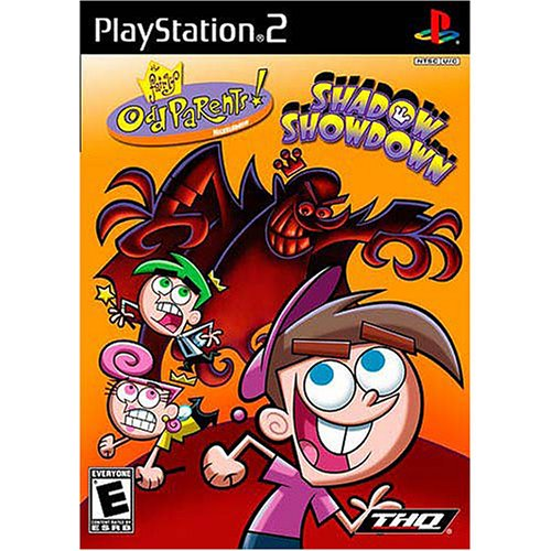 the fairly oddparents playstation 2