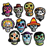 Beistle Day of The Dead Cutouts