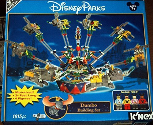 K'NEX 60056 K'NEX Disney Parks Building Set Dumbo - Outlets Nex