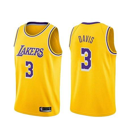 canottejerseyNBA Anthony Davis - Los Angeles Lakers #3, Camiseta ...