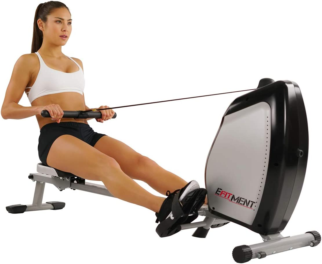 EFITMENT Magnetic Rowing Machine Rower
