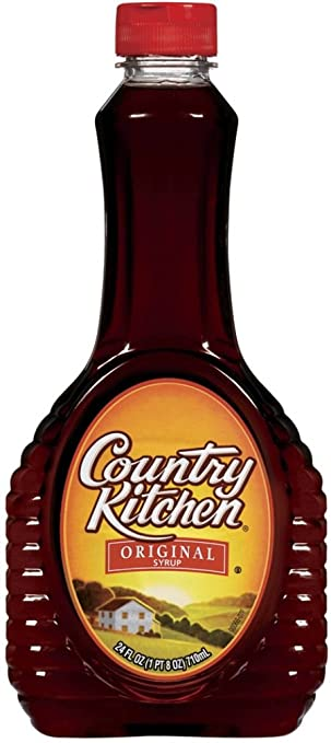 Log Cabin Country Kitchen Syrup 24 Oz