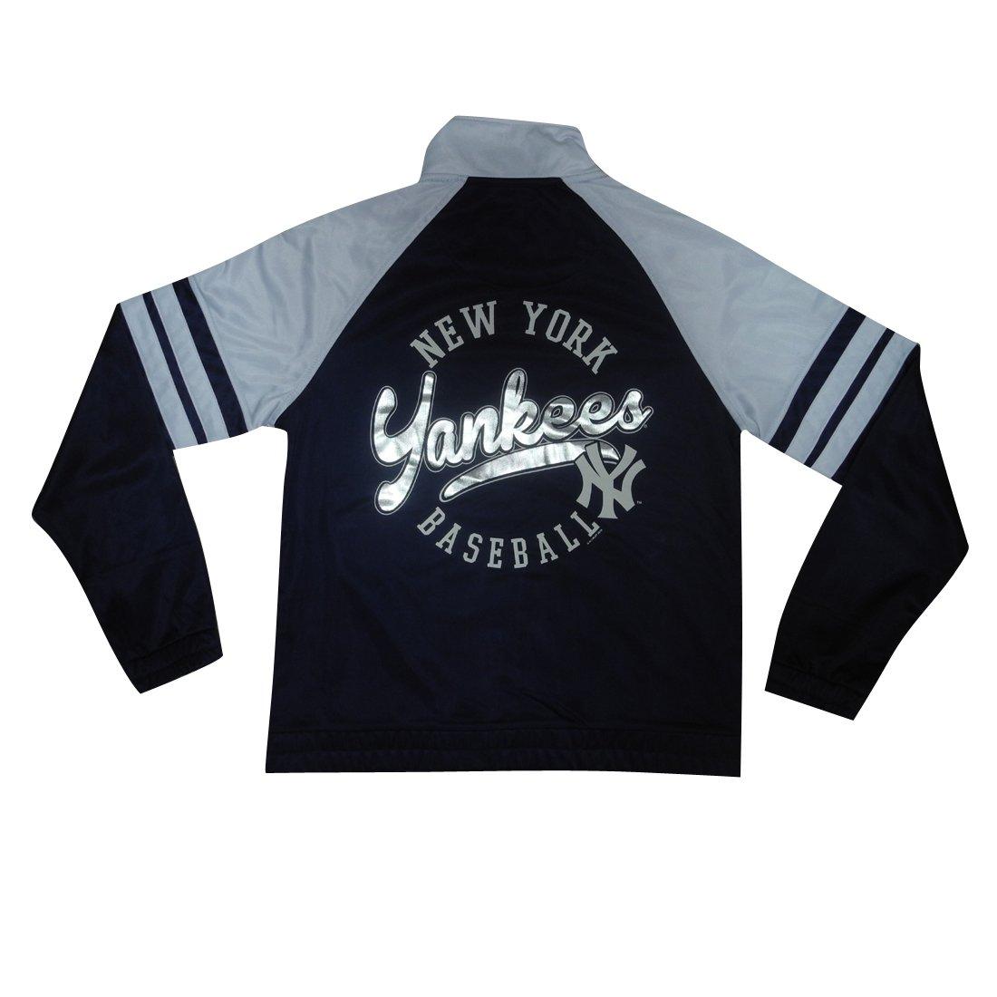Yankees de Nueva York para mujer atlética con cremallera ...