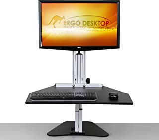 product image for Ergo Desktop Kangaroo Pro in Black
