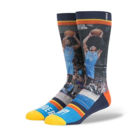 Stance Oklahoma City Thunder Thunder Up NBA Calcetines