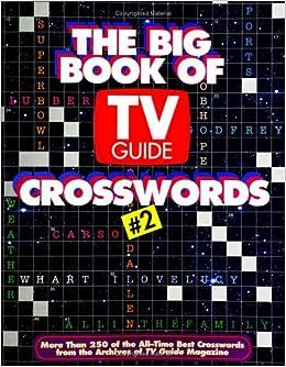 The Big Book of TV Guide Crosswords #2 (Big Book of TV Guide
