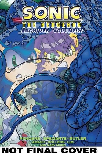 Sonic the Hedgehog Archives 26 (Sonic Archives): Sonic ...