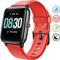 $35 » UMIDIGI Smart Watch Uwatch3 Fitness Tracker, Smart Watch for Android Phones, Activity…