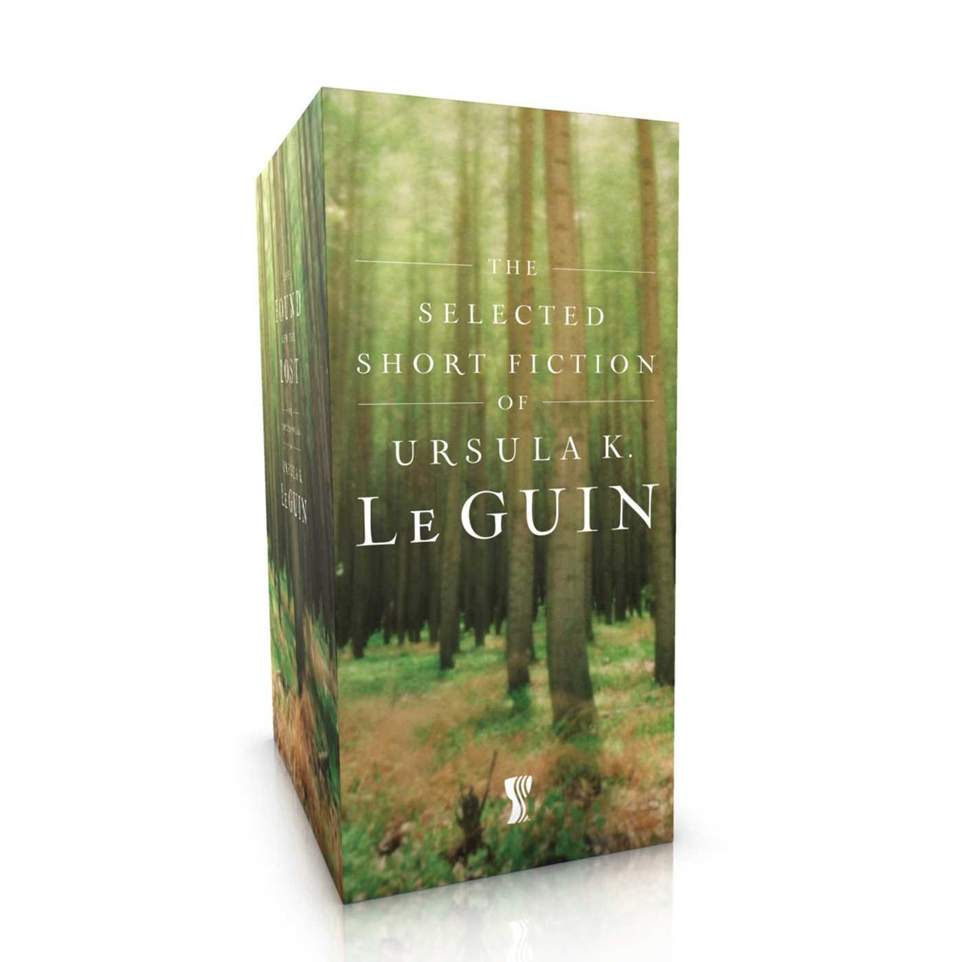 Follow the Author. Ursula K. Le Guin