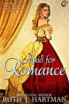Maid for Romance (The Love Bird Series Book 4) by [Hartman, Ruth J.]