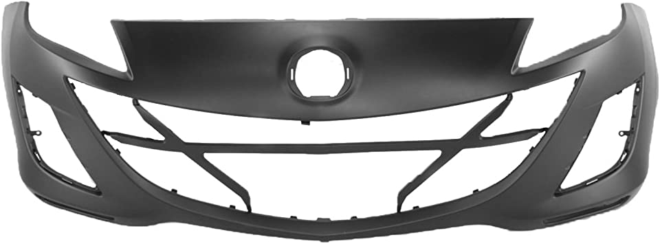 NEW 2009 2010 2011 2012 2013 Mazda 6 Front Bumper Painted MA1000222