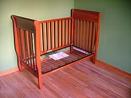 Amazon Com Graco Sarah Classic Convertible Crib White