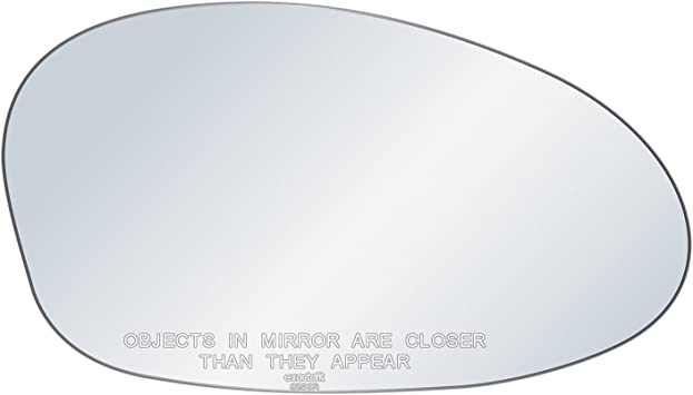 See Full Fitment List In Description Burco 4074 Flat Driver Side Power Replacement Mirror Glass 325xi 330i 2006-2009 BMW 323i 330xi for 2006 BMW 325i Mount Not Included