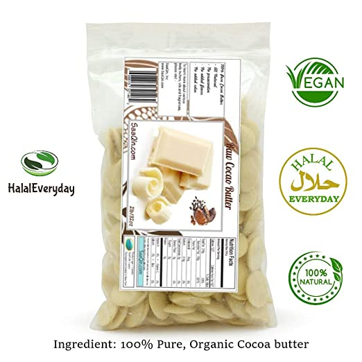 SAAQIN Raw Cocoa Butter