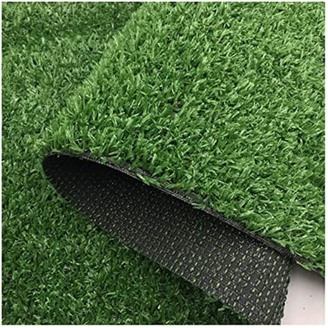 YNGJUEN 15ミリメートルパイル高人工芝、自然な現実的な庭の芝生、高密度休日人工芝 (Size : 2x6m)