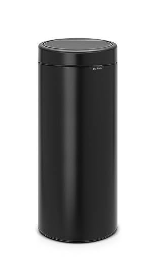 Brabantia 30 Liter Touch Bin.Brabantia Touch Bin New 30 Litre Matt Black