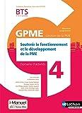Domaine d'activité 4 - Soutenir le Fonctionnement et le Développement de la PME