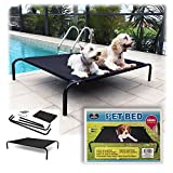 Premium Raised Pet Bed