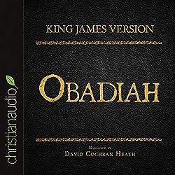 Holy Bible in Audio - King James Version: Obadiah