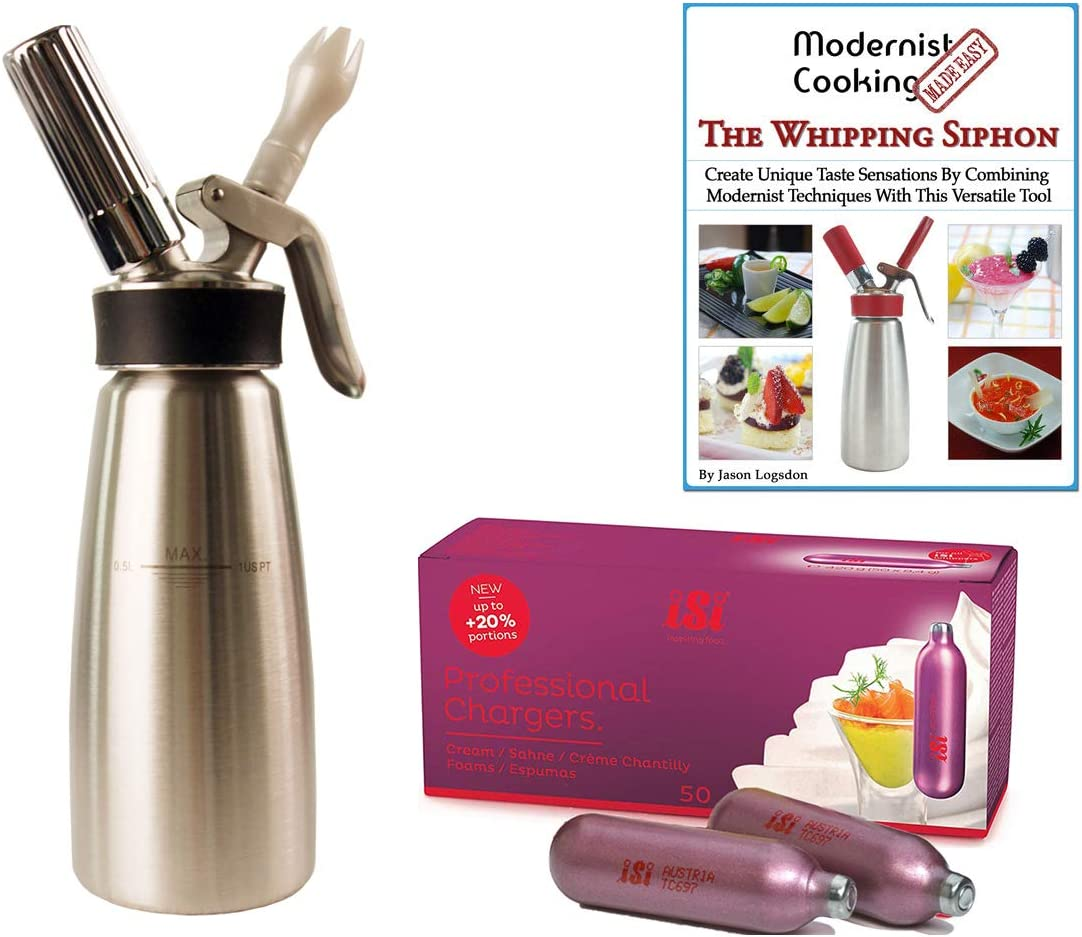 Stainless Steel ISI Gourmet Whip 1 Quart PLUS 170301