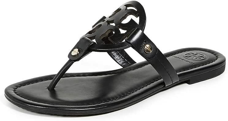 Miller Patent Thong Sandal