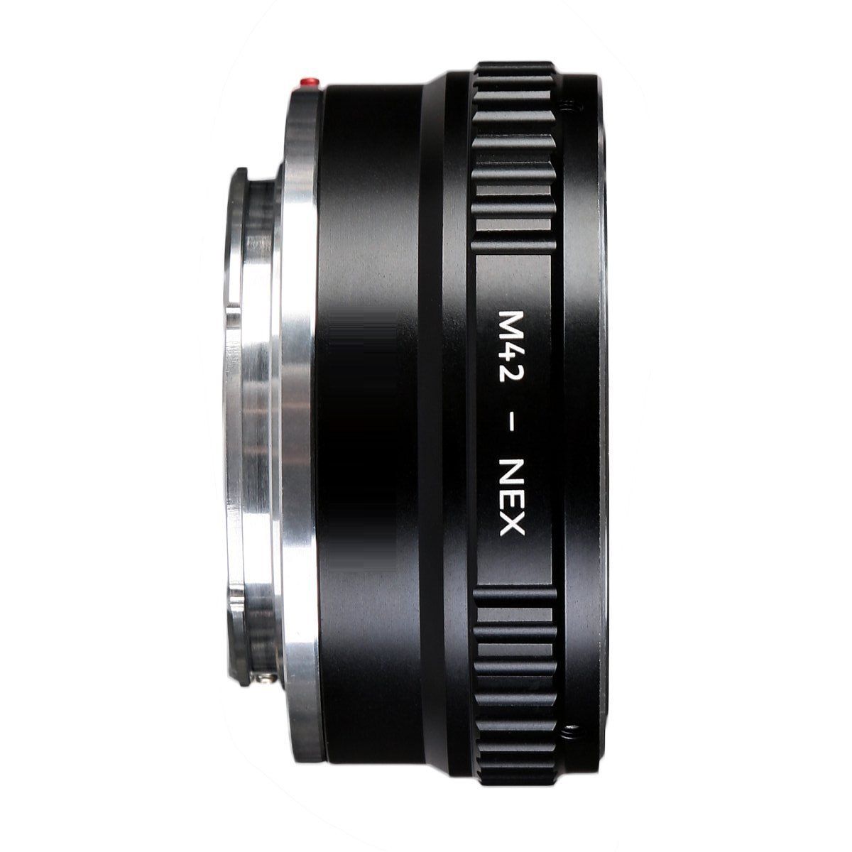 Adapter To Convert M42-Mount Lens To E-Mount For Alpha a7, a7S, a7IIK, a7II, a7R II, a6500, a6300, a6000, a5000, a5100, a3000 Mirrorless Digital Camera