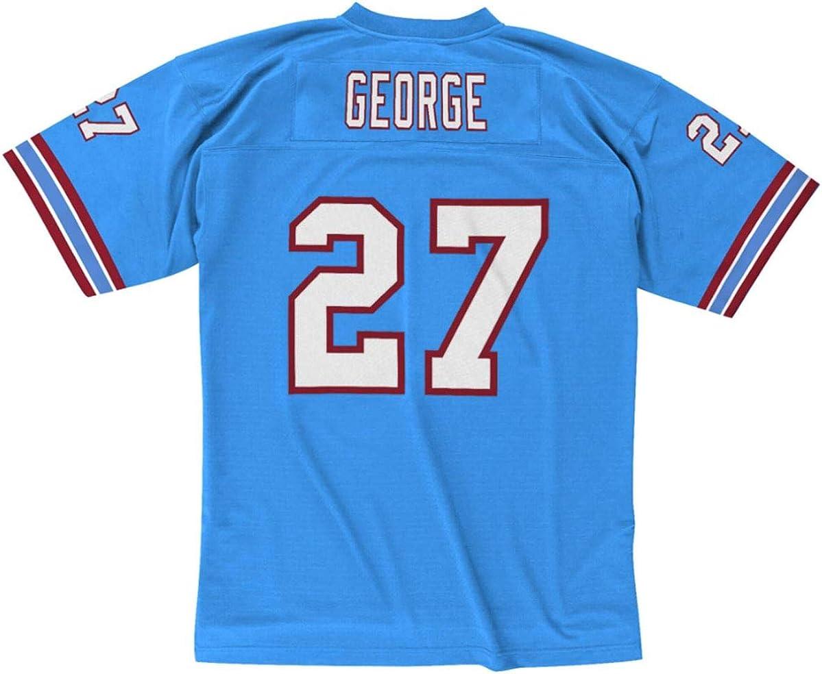 Eddie George Houston Oilers 1997 Legacy Jersey