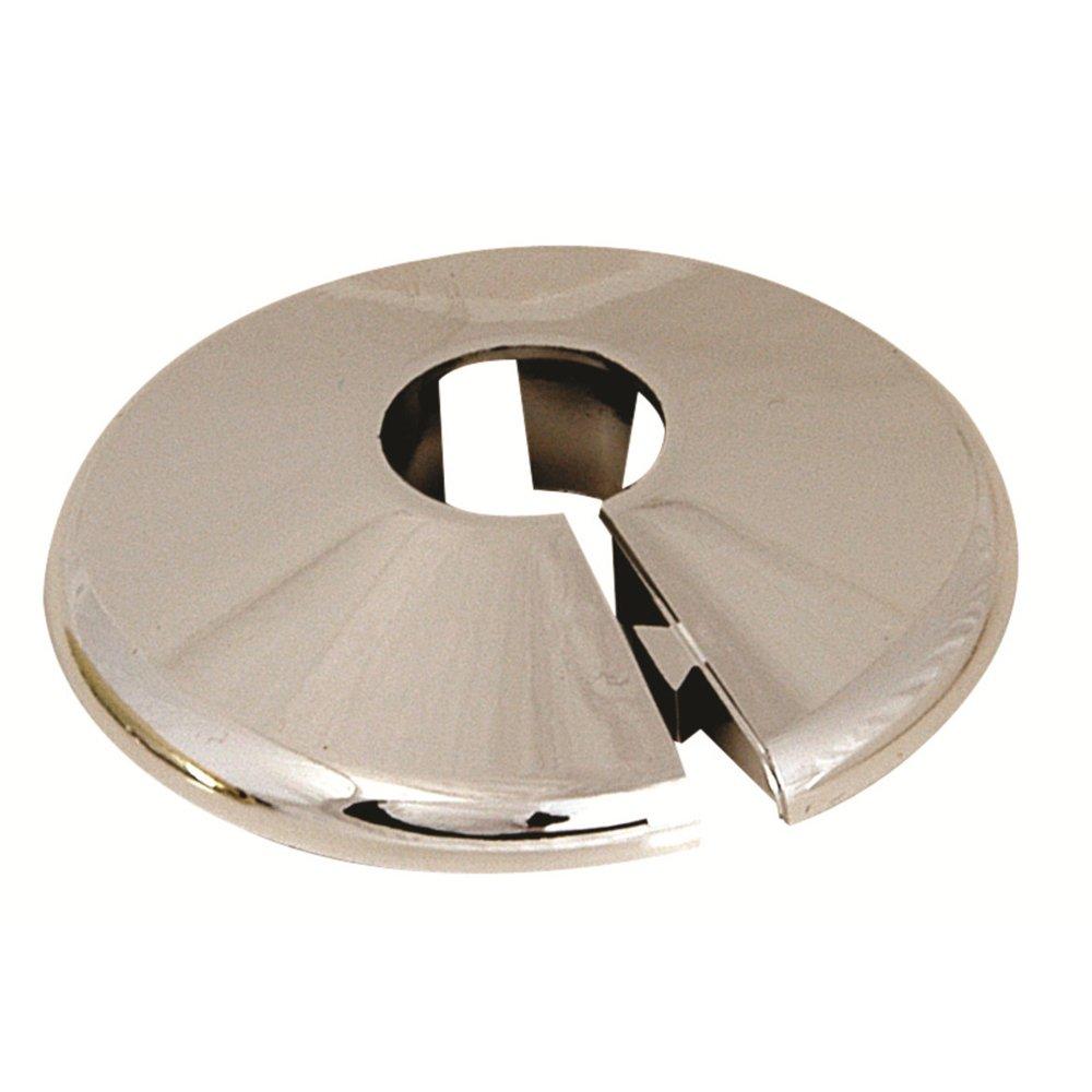 set de 10/piezas cromado TALON PCC15//10/collar para tuber/ía 15/mm