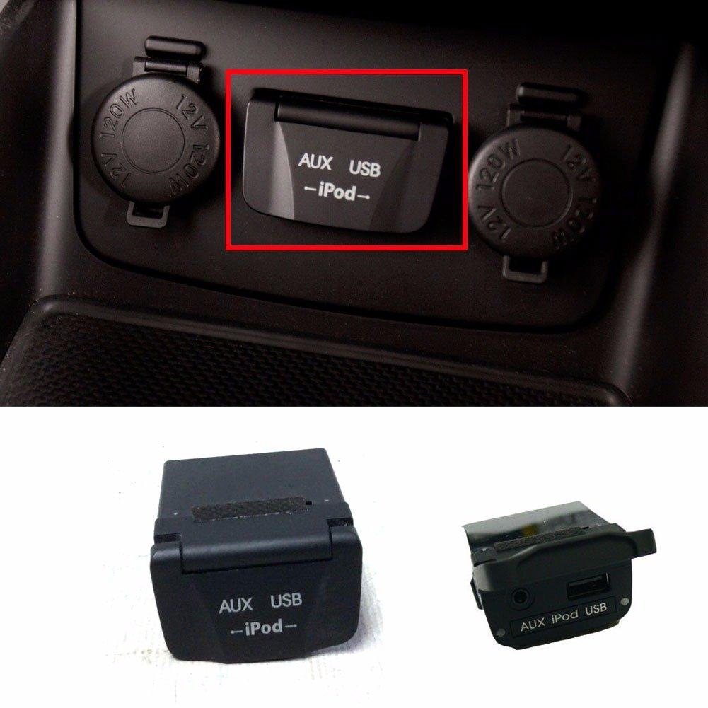 AUX & USB Reader Jack Port Assy For Hyundai 2011-2014 Sonata OEM Parts