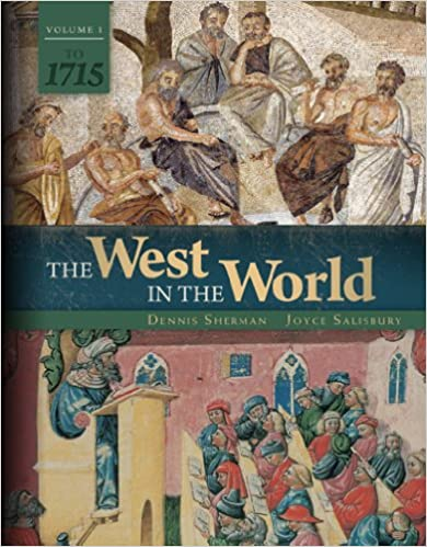Amazon the west in the world vol 1 to 1715 ebook dennis the west in the world vol 1 to 1715 5th edition kindle edition fandeluxe Choice Image