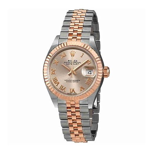 Rolex Lady Datejust Sundust Dial Automático Damas Reloj 279171snrj: Amazon.es: Relojes