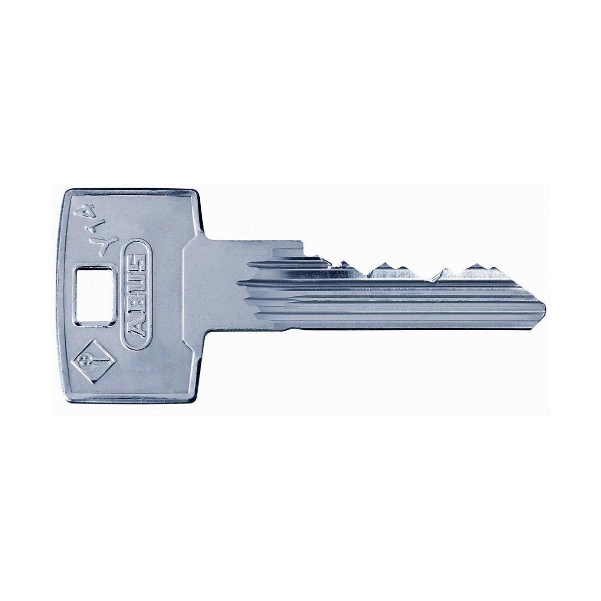K=Knaufseite Sicherungskarte 5 Schl/üssel Sicherheitszylinder inkl ABUS Y14 Knaufzylinder 30//30K inkl verschiedenschlie/ßend