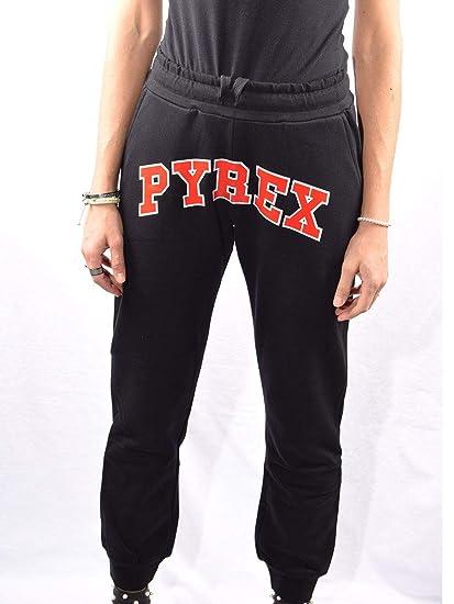 Pyrex - Chándal - para Mujer Negro XS: Amazon.es: Ropa y accesorios