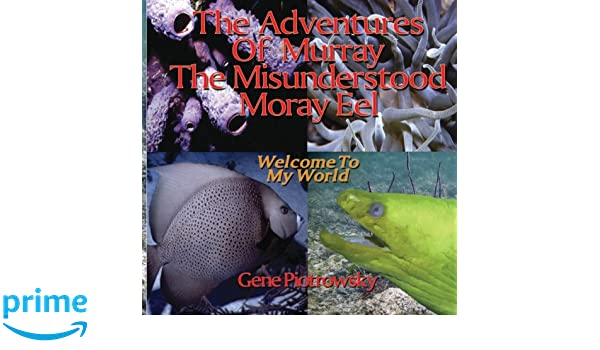 The Adventures Of Murray The Misunderstood Moray Eel (Welcome To My World)