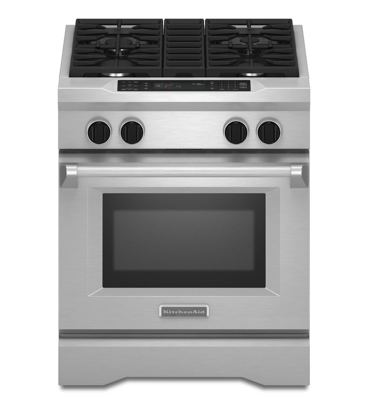 Wonderful Amazon.com: Kitchenaid KDRS407VSS Commercial Style Dual Fuel Range:  Appliances