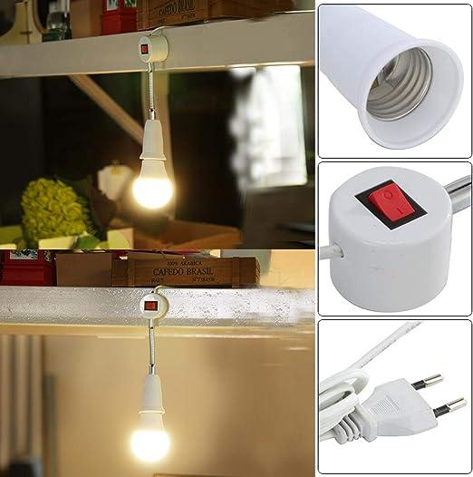 Domybest - Soporte de lámpara colgante universal para máquina de ...