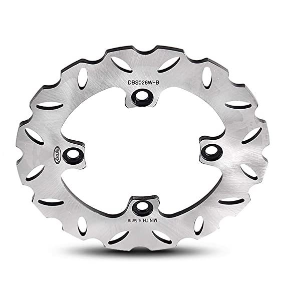 Amazon Com Gzyf Motorcycle Rear Brake Disc Rotor Fits Kawasaki