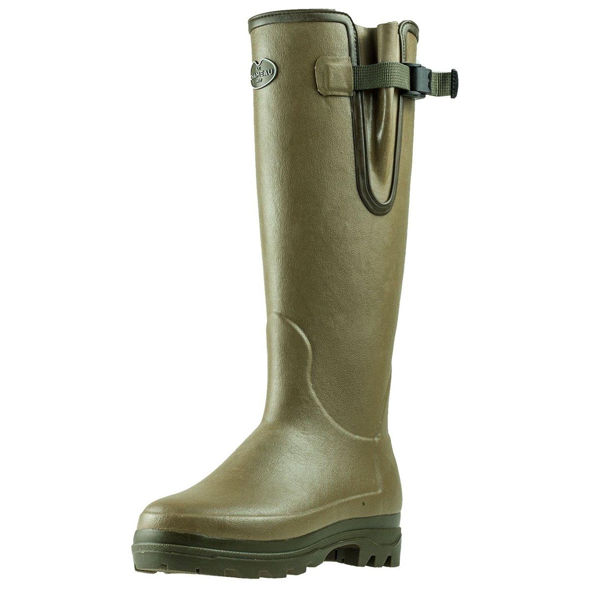 Le Chameau Footwear Women's Vierzonord Rain Boot, Vert Vierzon, 37 EU/6 M US