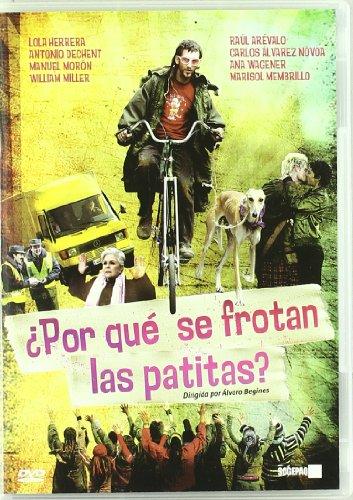 Scandalous ( ¿Por qué se frotan las patitas? ) ( Why Do They Rub Their Feet? ) [ NON-USA FORMAT, PAL, Reg.2 Import - Spain ]
