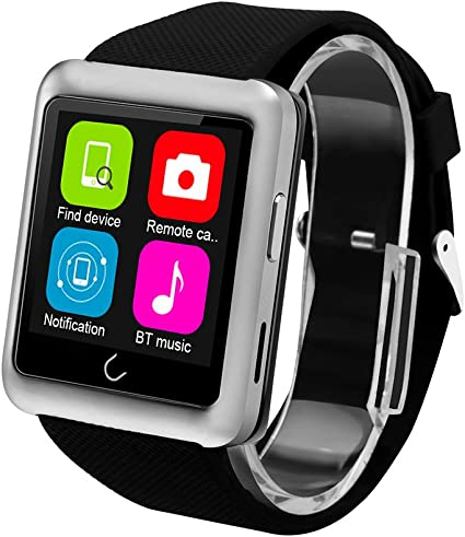 Excelvan U11 - Smartwatch Reloj de Pulsera para Movil Android Ios ...