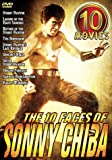 The Ten Faces of Sonny Chiba 10 Movie Pack