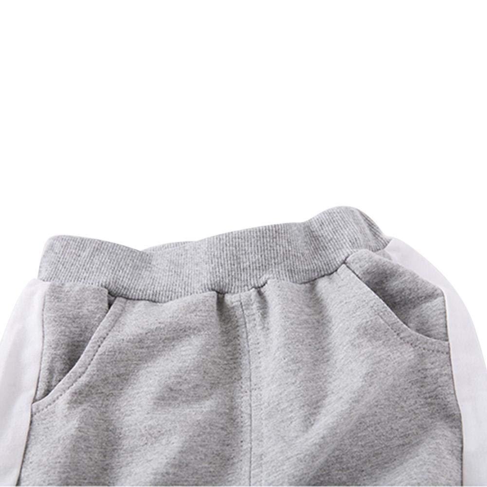 Amazingdeal Kids Boys Spring Autumn Sports Casual Pants Child Cotton Trousers Clothes