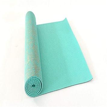 YANODA Colchonetas De Yoga Lino Grueso 5 Mm 183 * 61 Cm ...
