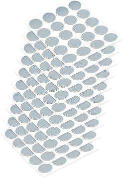Emuca 4026421 Tapa embellecedora adhesiva, Ø13mm, Gris, Lote de 200 piezas: Amazon.es: Bricolaje y herramientas