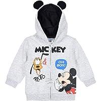 Disney Mickey Mouse Pluto Oh Boy! Sudadera con capucha para niños