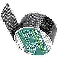BESPORTBLE Screen Repair Tape Door Window Fly Lanai Screen Repair Patch Tape Strong Adhesive Waterproof Long Lasting…